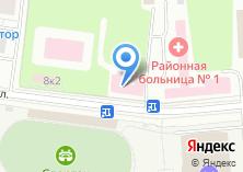 Компания «Врачебно-физкультурный диспансер» на карте