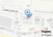 Компания «ГеоВоенПроект» на карте