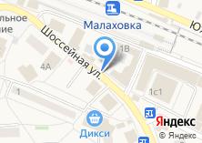 Компания «Телохранитель» на карте