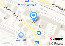 Компания «Ах Тамар» на карте