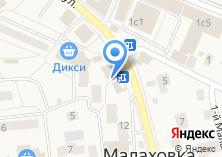 Компания «Свежесть» на карте