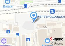 Компания «Железнодорожная» на карте