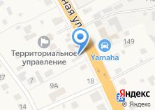Компания «Администрация сельского поселения Островецкое» на карте