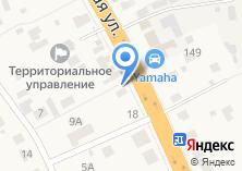 Компания «16 км» на карте