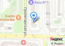 Компания «ПРОФЕССИОНАЛЬНЫЙ ФИНАНСОВЫЙ АЛЬЯНС» на карте