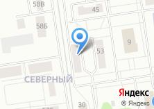 Компания «Почтовое отделение №143954» на карте