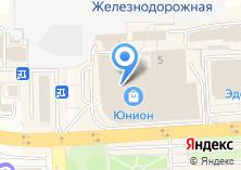 Компания «Первый БИТ» на карте