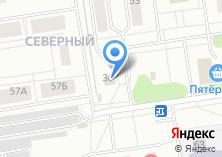 Компания «Почтовое отделение №143915» на карте