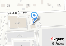 Компания «АвтоГарант+» на карте
