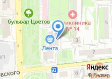 Компания «Мока Правозащита» на карте