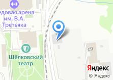 Компания «Оптово-розничная база» на карте