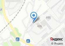 Компания «Юнипол» на карте
