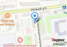 Компания «Веб студия Русич» на карте