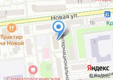 Компания «Рембытприбор» на карте