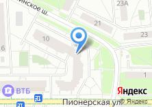 Компания «Кухни Класс» на карте