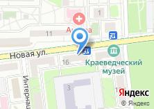 Компания «ДиалогС» на карте