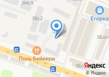 Компания «1-й Клевый» на карте
