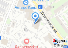 Компания «БухИнком» на карте