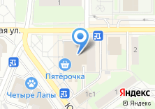 Компания «Магазин штор и карнизов» на карте