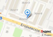 Компания «Квадро-ТУТ» на карте