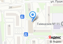 Компания «Мельница» на карте