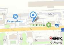 Компания «Водоканал городского округа Железнодорожный» на карте