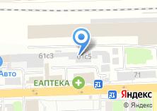 Компания «МиниФлор» на карте