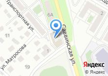 Компания «АтомАвто» на карте