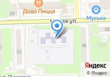 Компания «Начальная школа-сад №13» на карте