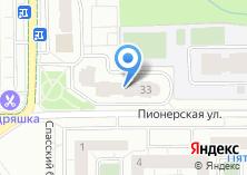 Компания «Автошкола ВОА Всероссийское общество автомобилистов» на карте