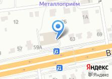 Компания «Протект ковка» на карте