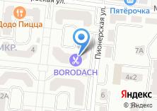 Компания «Milori Decor» на карте