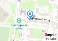 Компания «Союз-тур» на карте
