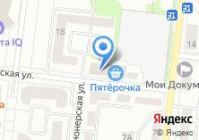 Компания «По щучьему веленью» на карте