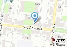 Компания «Амбар» на карте