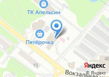 Компания «Пожарная часть №48» на карте