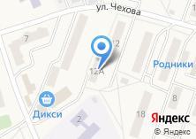 Компания «Родниковская амбулатория» на карте