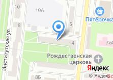 Компания «Амбар сеть минимаркетов» на карте
