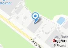 Компания «АсКреп» на карте