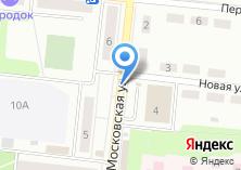 Компания «Фрязинская городская похоронная служба» на карте