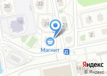Компания «Сакраменто» на карте