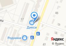 Компания «Мобил хит» на карте