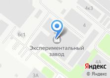 Компания «Фрязинский Экспериментальный Завод» на карте