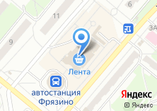 Компания «Паяна» на карте