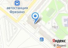 Компания «М Кафе» на карте