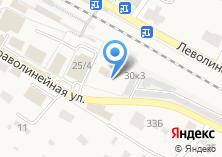 Компания «Торговые ряды Быково» на карте