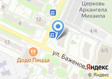 Компания «Магазин кондитерских изделий на ул. Лацкова» на карте