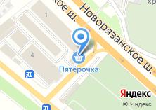 Компания «Ваша Дача» на карте