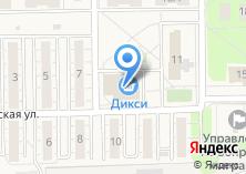 Компания «Магазин бытовой химии и парфюмерии на Советской» на карте