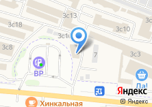 Компания «Бархат Востока» на карте